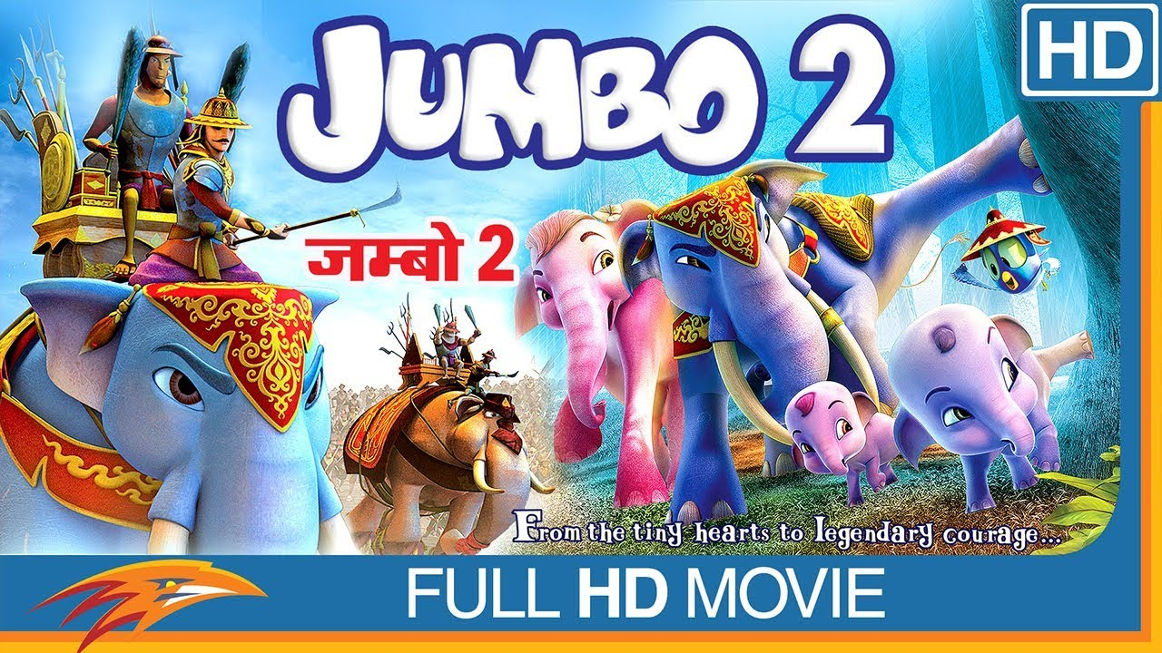 Jumbo 2 The Return of the Big Elephant Hindi Full Movie HD ...