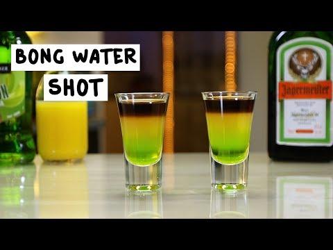 Bong Water Shot