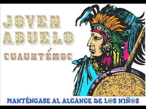 JOVEN ABUELO (Cuauhtémoc), canta TRÍO