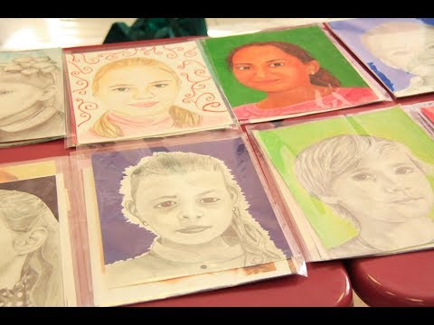 The Memory Project – портреты наших детей