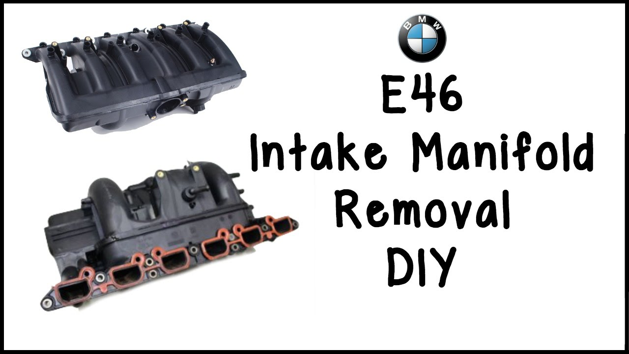 Bmw E39 E46 Intake Manifold Removal Diy Youtube Sensor Wiring Diagram