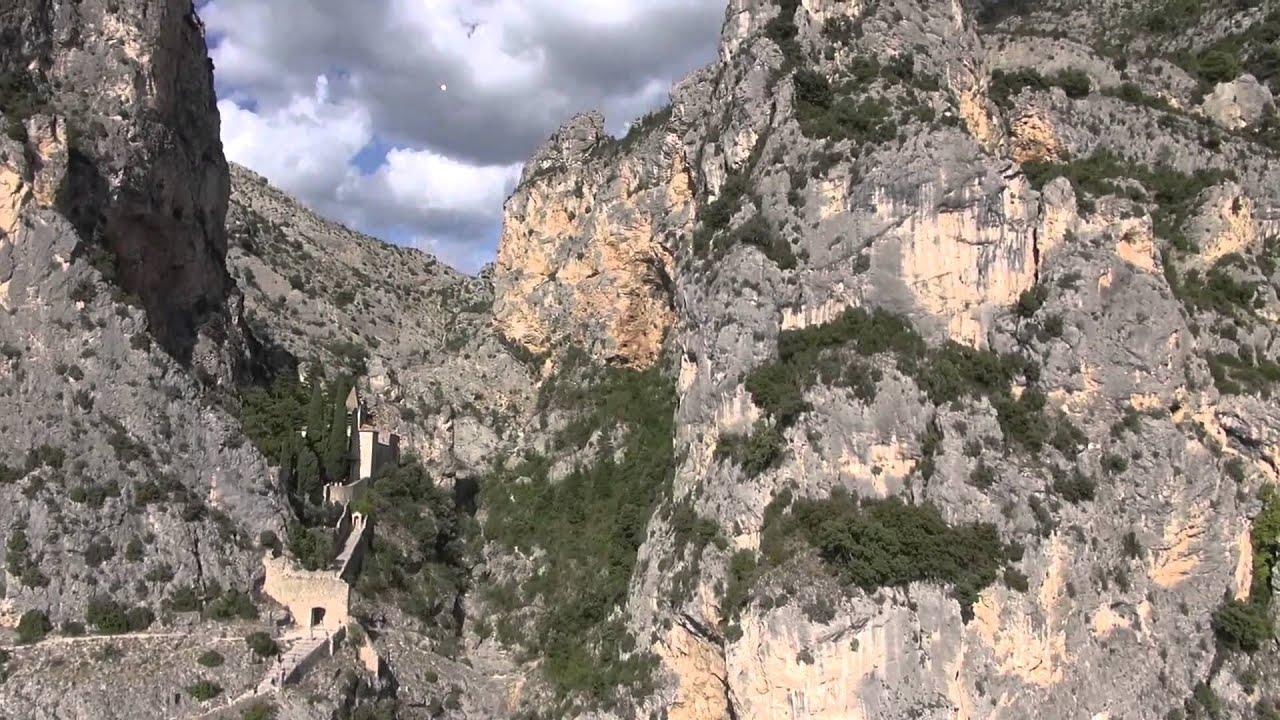 Moustiers sainte marie l 39 toile du verdon en provence vid o officielle youtube - Office du tourisme moustiers sainte marie ...
