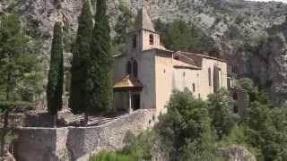 Moustiers Sainte Marie, l'étoile du Verdon en Provence [vidéo officielle]