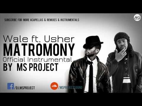 Wale Ft. Usher - Matrimony (Official Instrumental) + DL