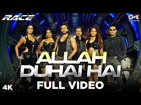 Race Saanson Ki - Allah Duhai Hai Full Video - Race | Saif Ali, Anil, Katrina,Bipasha, Akshaye thumbnail