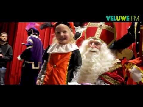 VeluweFM: Sinterklaasintocht Putten 2018