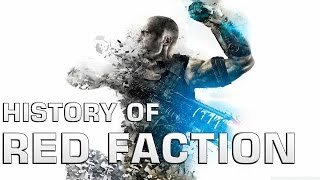 History of Red Faction (2001-2011)