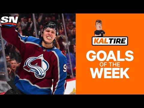 NHL Goals of The Week: Week 16 Edition