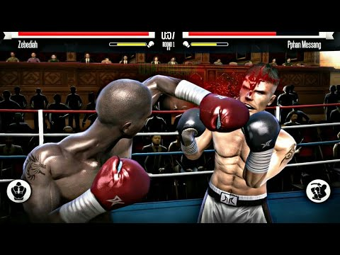 real boxing mod apk unlimited money and gold 2.4.1