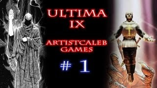 Ultima IX: Ascension gameplay 1