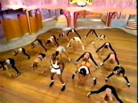 aerobica   tae bo   jam   crunch fitness aerobic