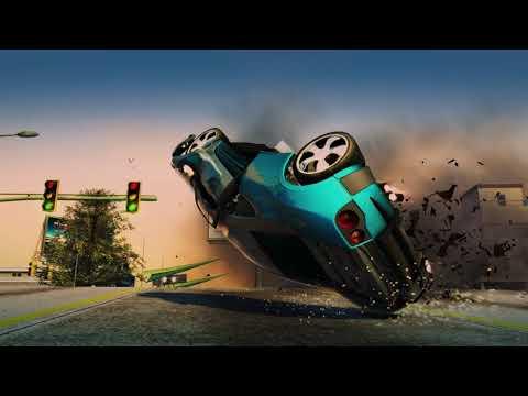 Burnout Paradise: Remastered - 1st Official Trailer (PS4/XBX/PC) (4k 60fps)
