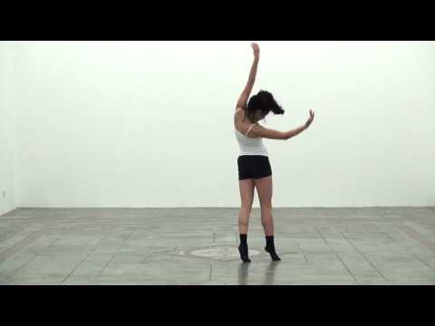 Improvisation de danse contemporaine