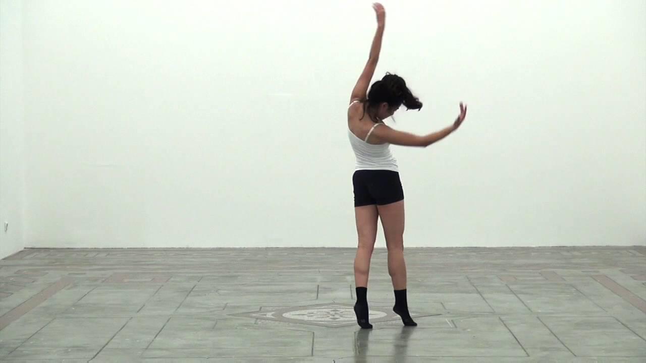 Super Improvisation de danse contemporaine - YouTube IB05