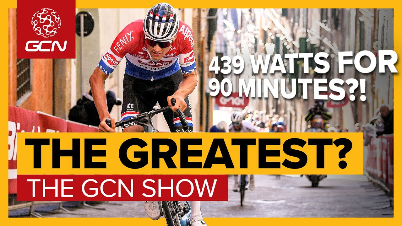 Download 3 Reasons Why Mathieu van der Poel Will Be The Greatest Cyclist Of All Time | GCN Show Ep. 426