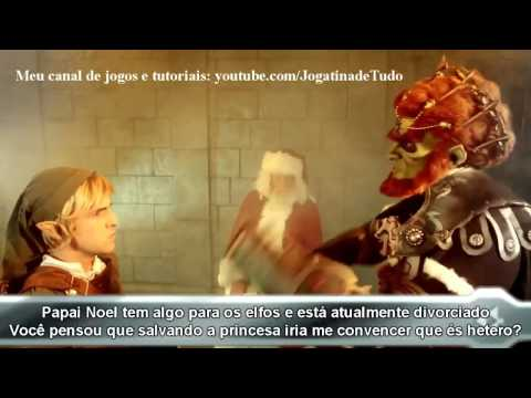 The Legend of Zelda Rap [PT-BR]
