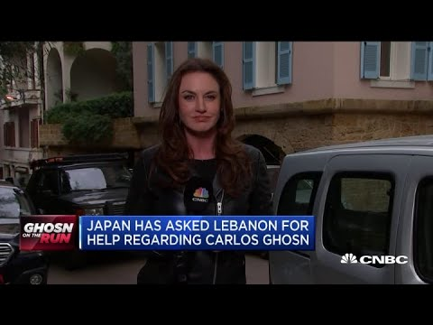 Carlos Ghosn expected to speak with the media regarding escape from Japan