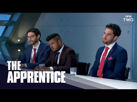It's hard being a genius - The Apprentice 2017: You're Fired | Episode 5 - BBC Two