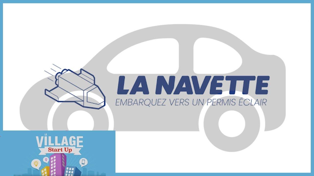 Passez votre permis en une semaine avec La Navette - Village Start-Up