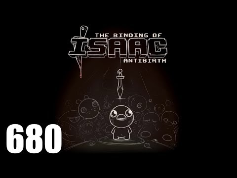 The Binding Of Isaac: Antibirth ITA Challenge, Seeing Double (episodio 680)