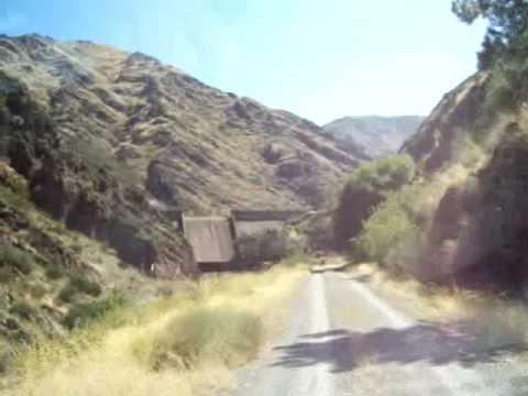 LAS HURDES Al embalse de Majá De Robledo Valle del Rio Jurdano