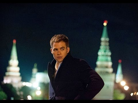 Jack Ryan: Shadow Recruit (Starring Chris Pine) Movie Review
