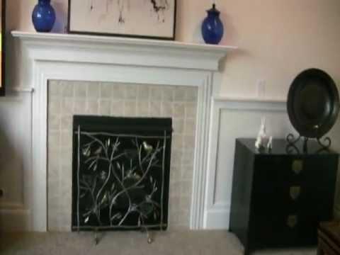 Wireless Fireplace Controls - YouTube