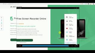 Online Screen Recorder for free