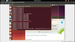 How to Install Skype in Ubuntu 14.04 LTS Trusty Tahr