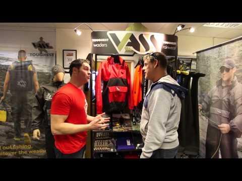 Team Vass 175 Smock Video Review