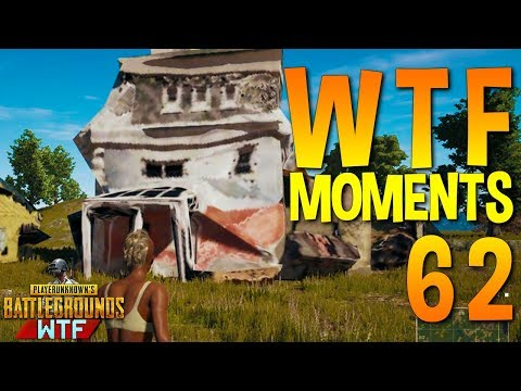PUBG WTF Funny Moments Highlights Ep 62 (playerunknown's battlegrounds Plays)