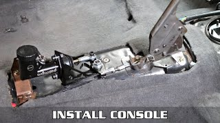 Gktech hidden hydraulic handbrake / e-brake install