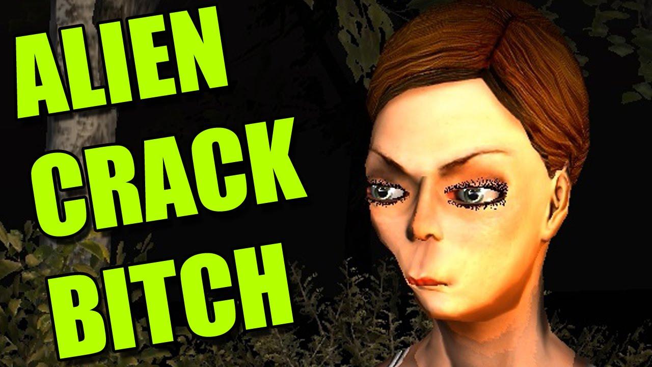 ALIEN CRACK BITCH - 7 Days to Die [DE HD] - YouTube