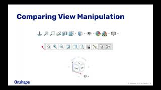 Navigating Onshape for SOLIDWORKS and PTC Creo users | Webinar (July 31st, 2018)