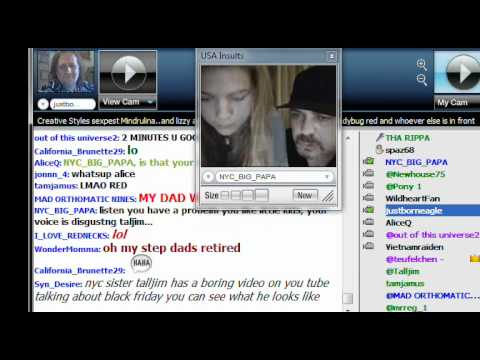 Big Papa And His Sister In Usa Chat Room