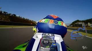 Twin Ring Motegi- Qualifying Round- Valentino Rossi Ride- 15 October 2016 thumbnail