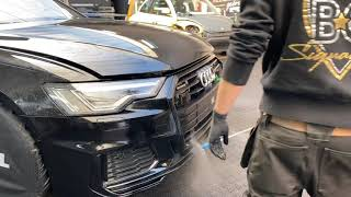 AUDI A6   Full XPEL Ultimate Plus Paint Protection Wrap