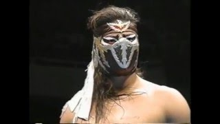 AJPW - Hayabusa & Jinsei Shinzaki vs Kenta Kobashi & Kentaro Shiga