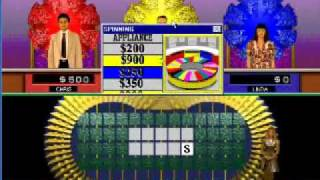 Wheel of Fortune Deluxe Edition for PC