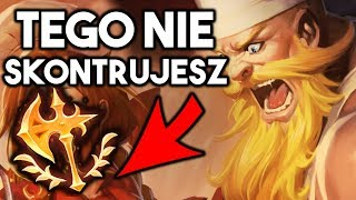 OLAF ZE ZNERFIONYM CONQUEROREM NADAL ZABIJA LVL2 - League of Legends