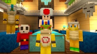 Minecraft Wii U - Nintendo Fun House - Sleepover Party! [24]