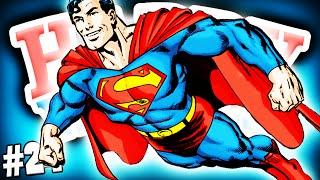 ICH BIN SUPERMAN!! | Happy Wheels #24