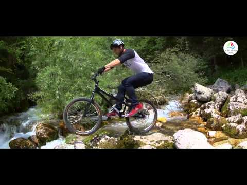 Danny MacAskill - Drop and Roll Tour | Alpe Adria Trail | Turismo FVG