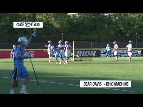 Brine Coach of the Year Nominee - Bear Davis