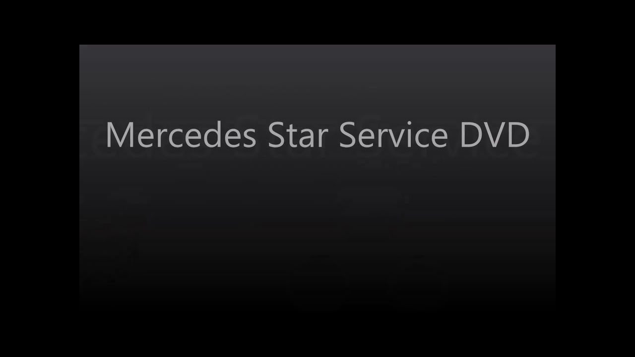 Star service dvd mercedes benz youtube for Mercedes benz star service