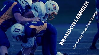 Brandon Lemieux Highlight Mix (Hot- Young Thug Feat.Gunna)