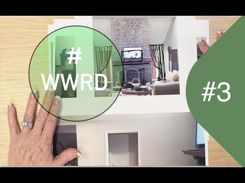 How to decorate a LIVING ROOM | #WWRD 3