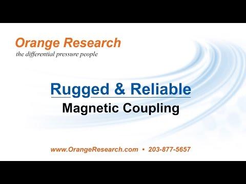 Differential Pressure Gauge Magnetic Coupling