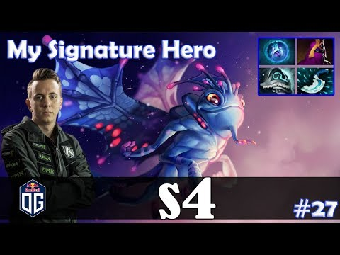s4 - Puck MID | My Signature Hero | Dota 2 Pro MMR Gameplay #27