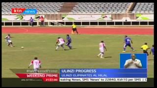 Ulinzi Stars beat Al Hilal Benghazi to proceed to the next round 2017 Video